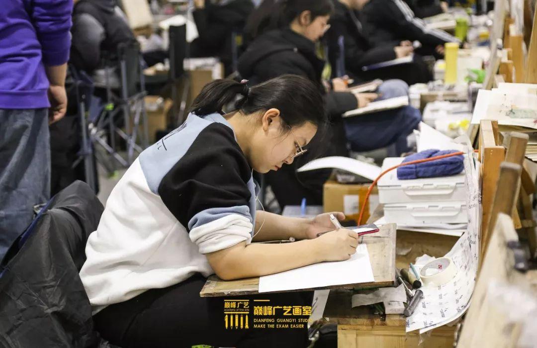 北京巅峰广艺画室,北京美术校考培训,北京画室     24