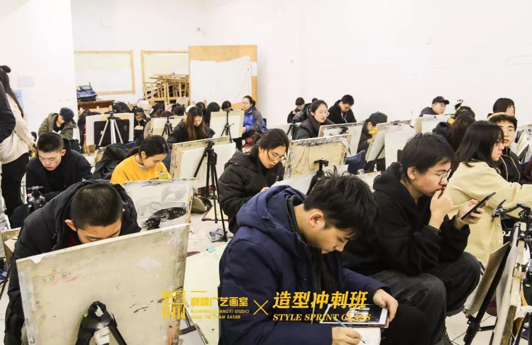 北京巅峰广艺画室,北京美术校考培训,北京画室     27