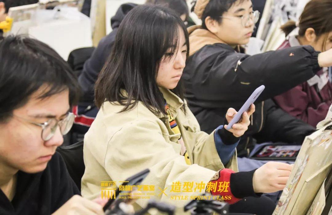 北京巅峰广艺画室,北京美术校考培训,北京画室     31