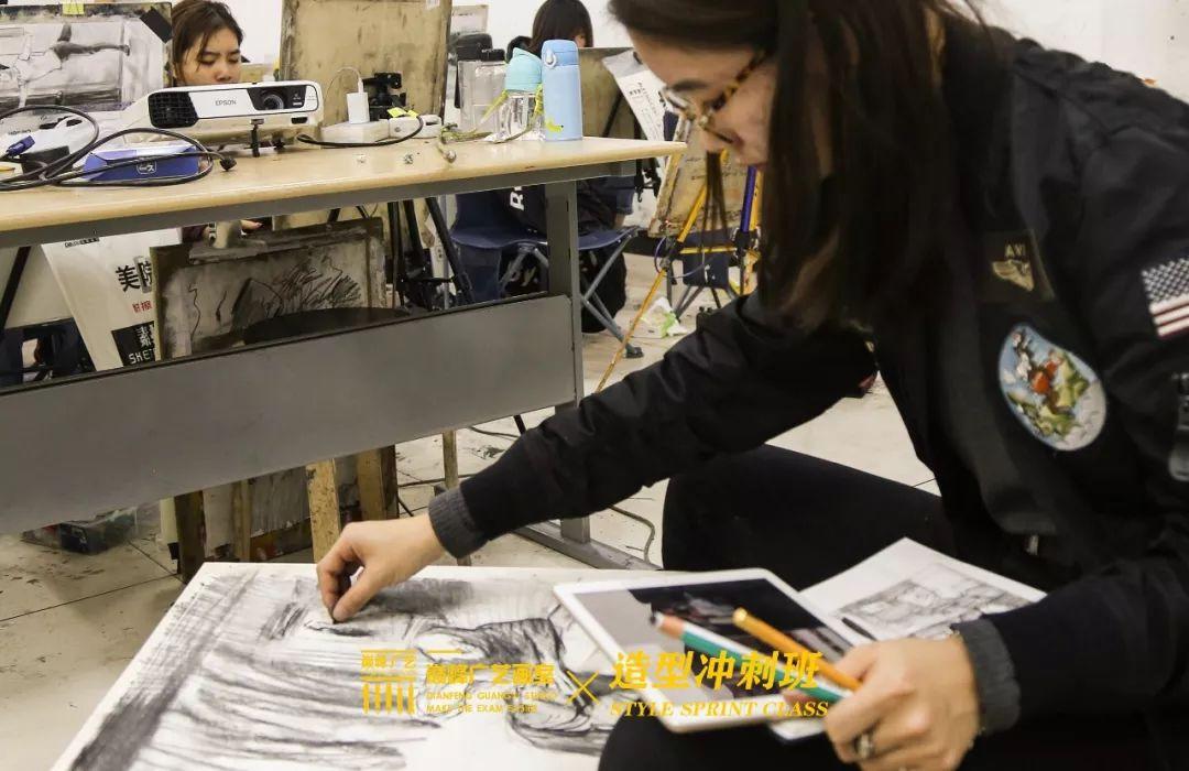 北京巅峰广艺画室,北京美术校考培训,北京画室     32