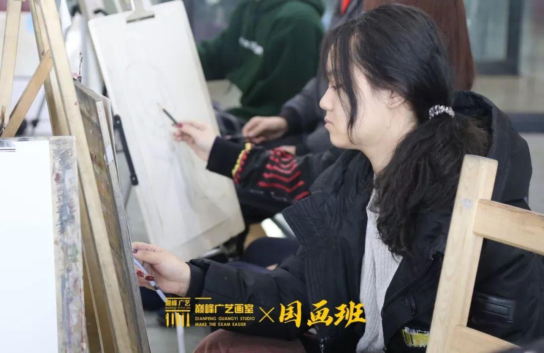 北京巅峰广艺画室,北京美术校考培训,北京画室     41