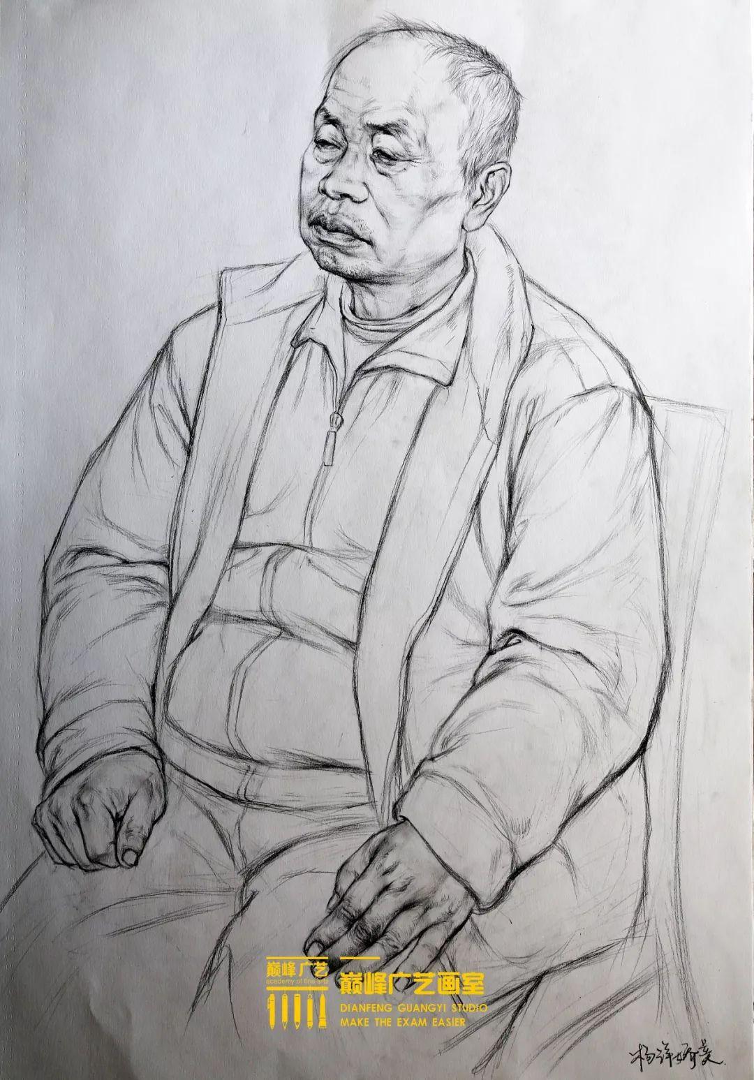 北京巅峰广艺画室,北京美术校考培训,北京画室     44