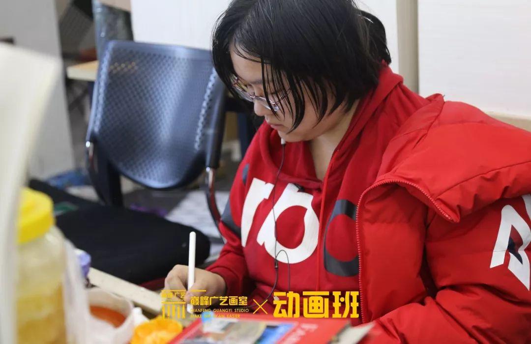 北京巅峰广艺画室,北京美术校考培训,北京画室     47