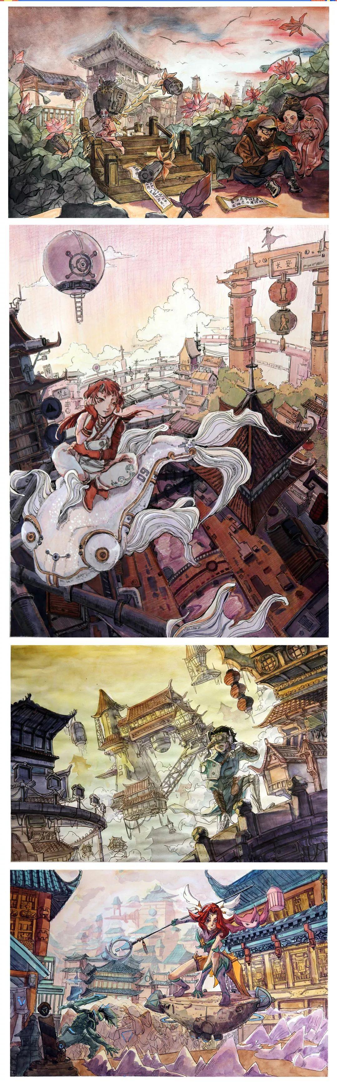 北京巅峰广艺画室,北京美术校考培训,北京画室     57