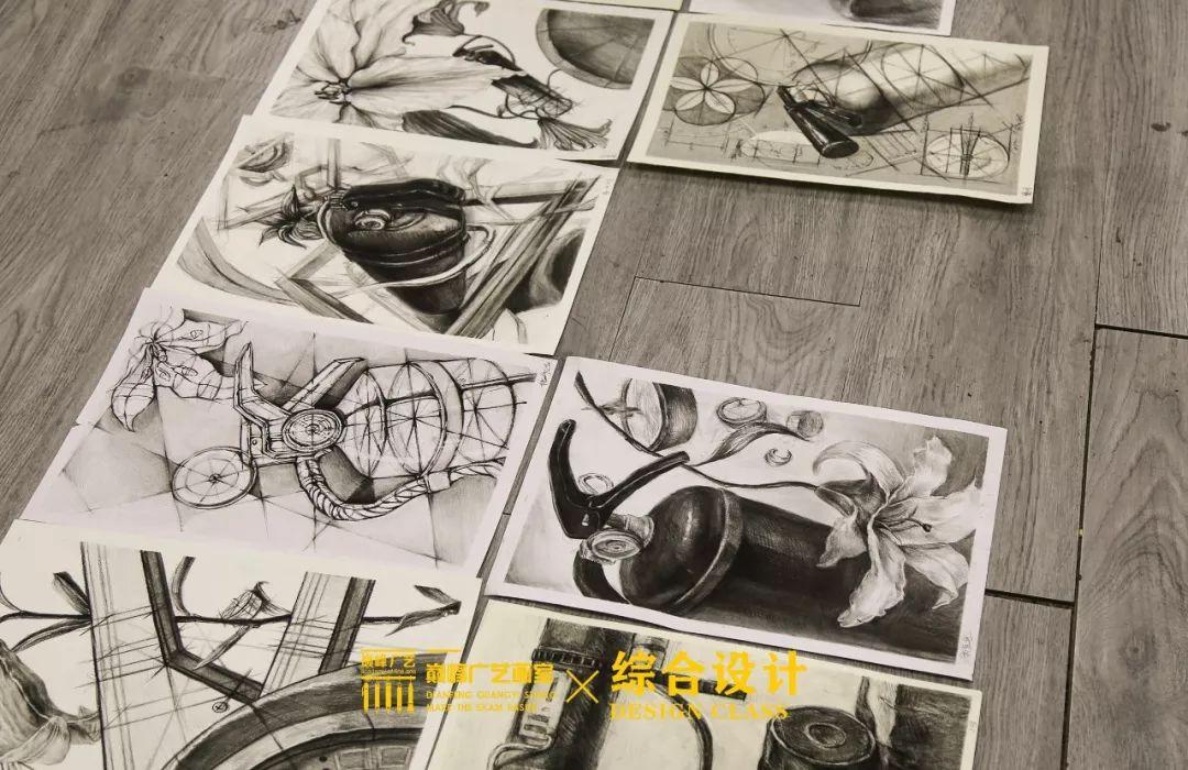 北京巅峰广艺画室,北京美术校考培训,北京画室     59