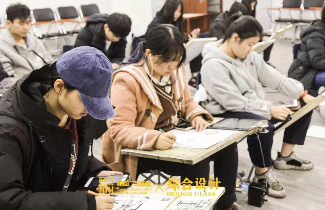 北京巅峰广艺画室,北京美术校考培训,北京画室     60