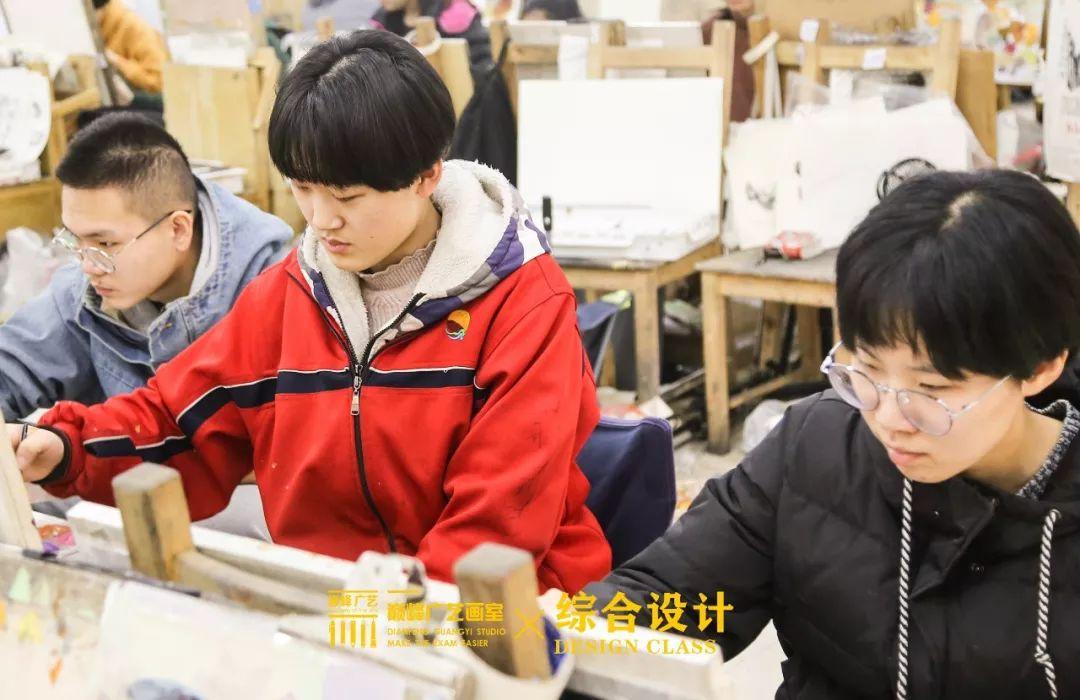 北京巅峰广艺画室,北京美术校考培训,北京画室     64