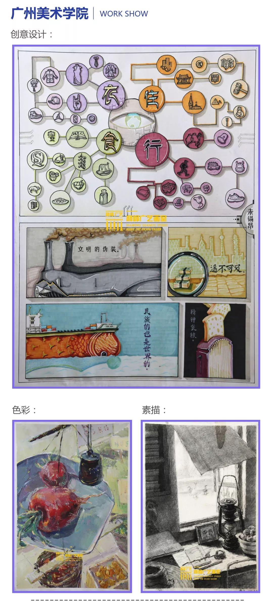 北京巅峰广艺画室,北京美术校考培训,北京画室     75