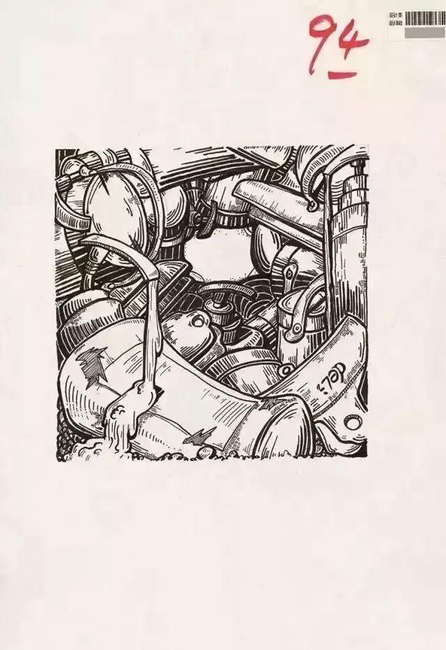四川美院,美院考题,美院高分卷      56