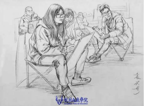 杭州白鹿画室,杭州美术校考,中国美术学院       02