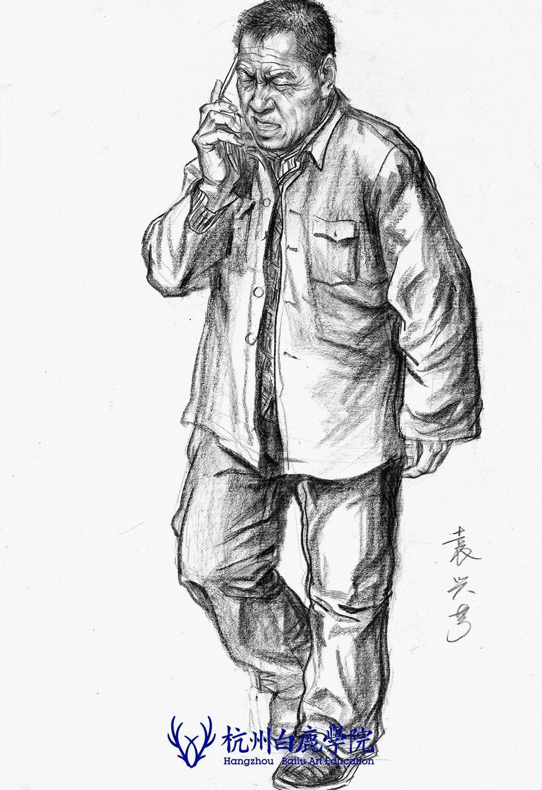 杭州白鹿画室,杭州美术校考,中国美术学院       05