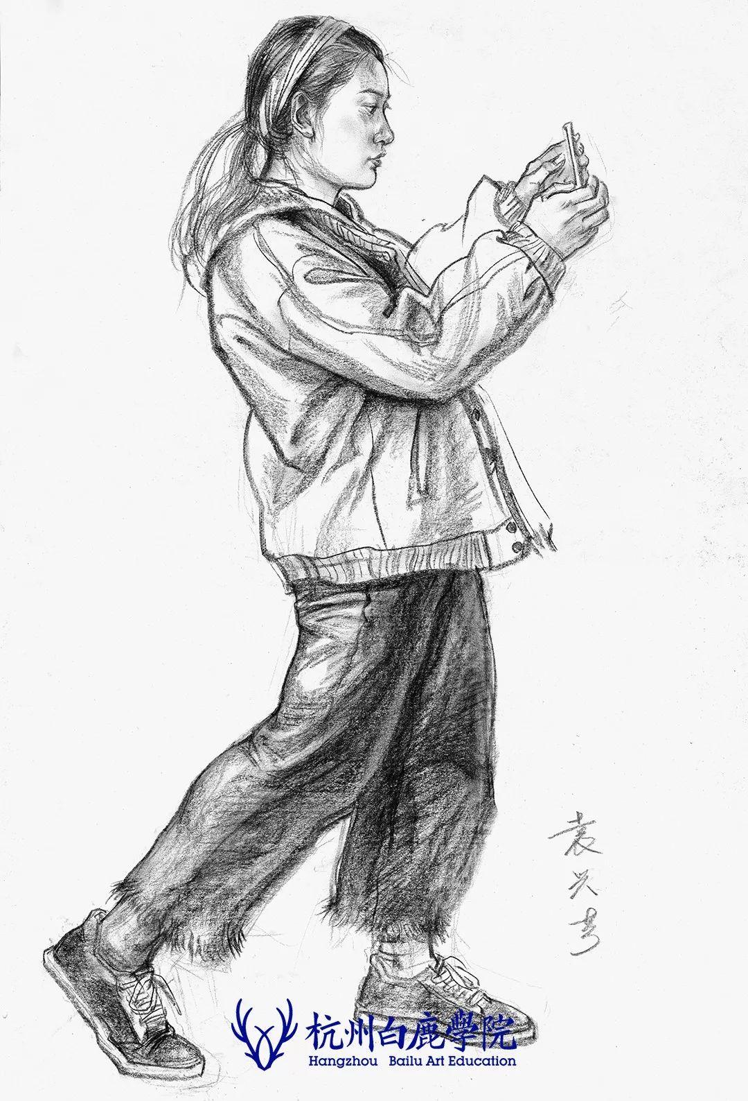 杭州白鹿画室,杭州美术校考,中国美术学院       06