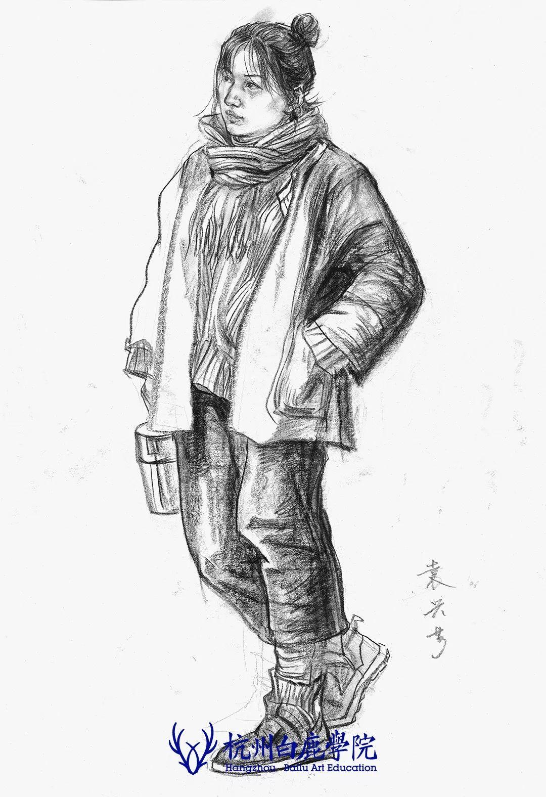 杭州白鹿画室,杭州美术校考,中国美术学院       07