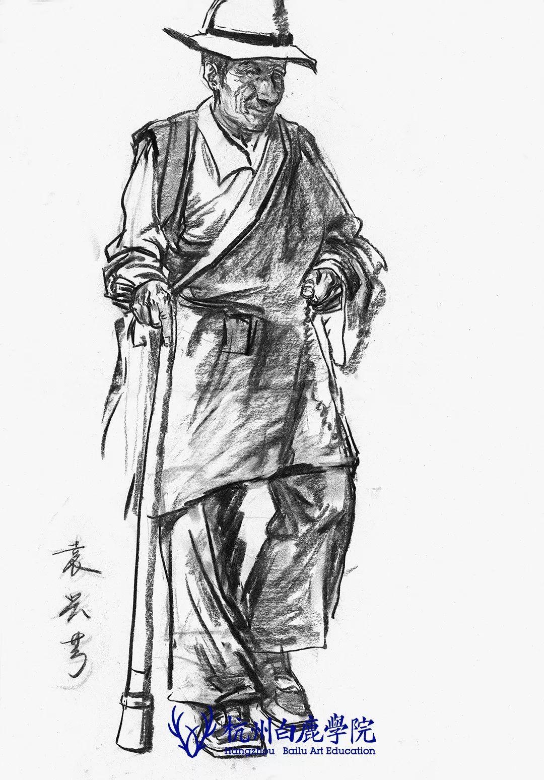 杭州白鹿画室,杭州美术校考,中国美术学院       08