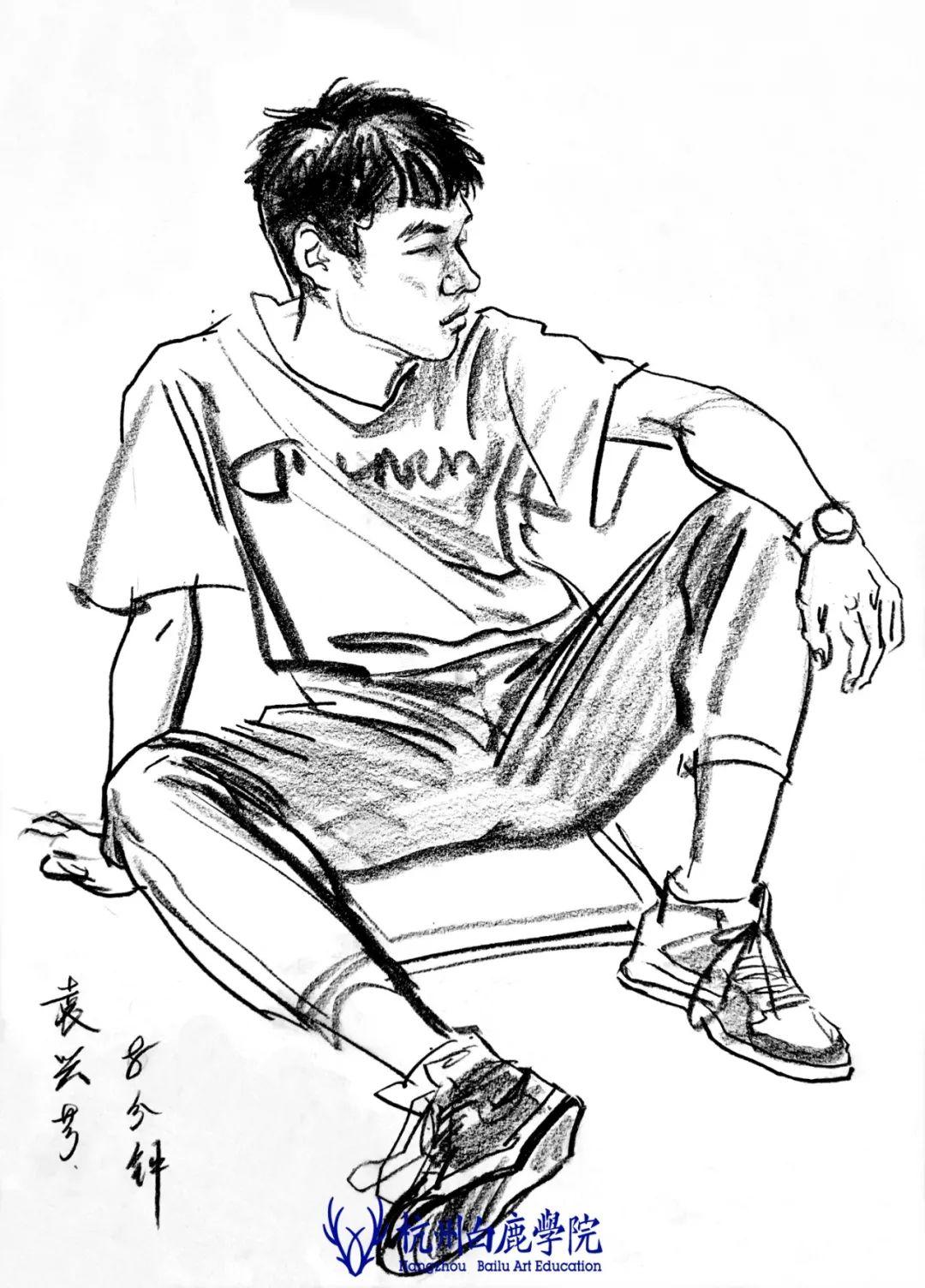 杭州白鹿画室,杭州美术校考,中国美术学院       13