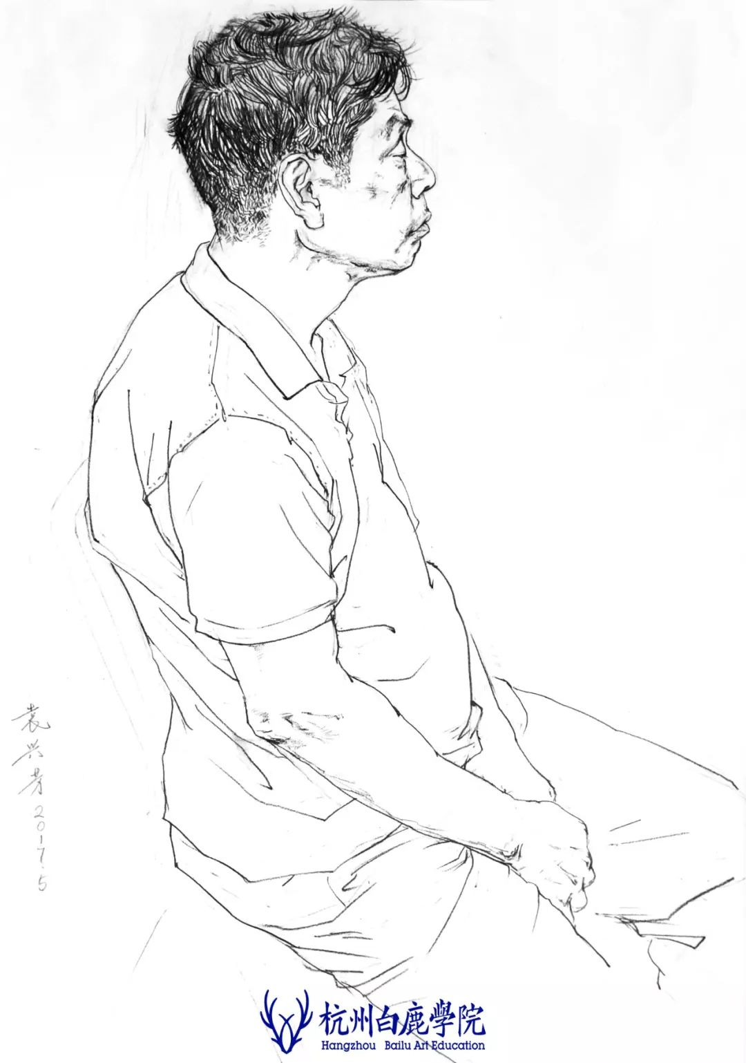 杭州白鹿画室,杭州美术校考,中国美术学院       17