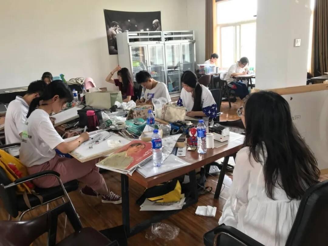 美术高考,美术培训09