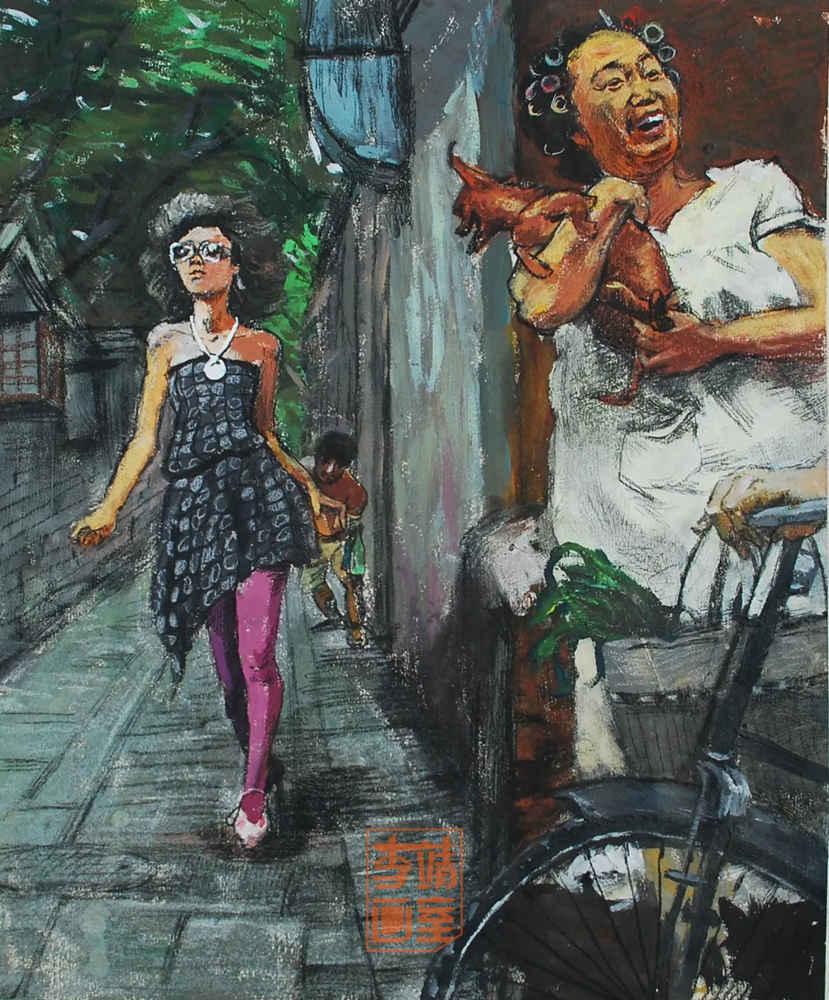 北京美术培训,北京艺考画室,北京美术画室,02