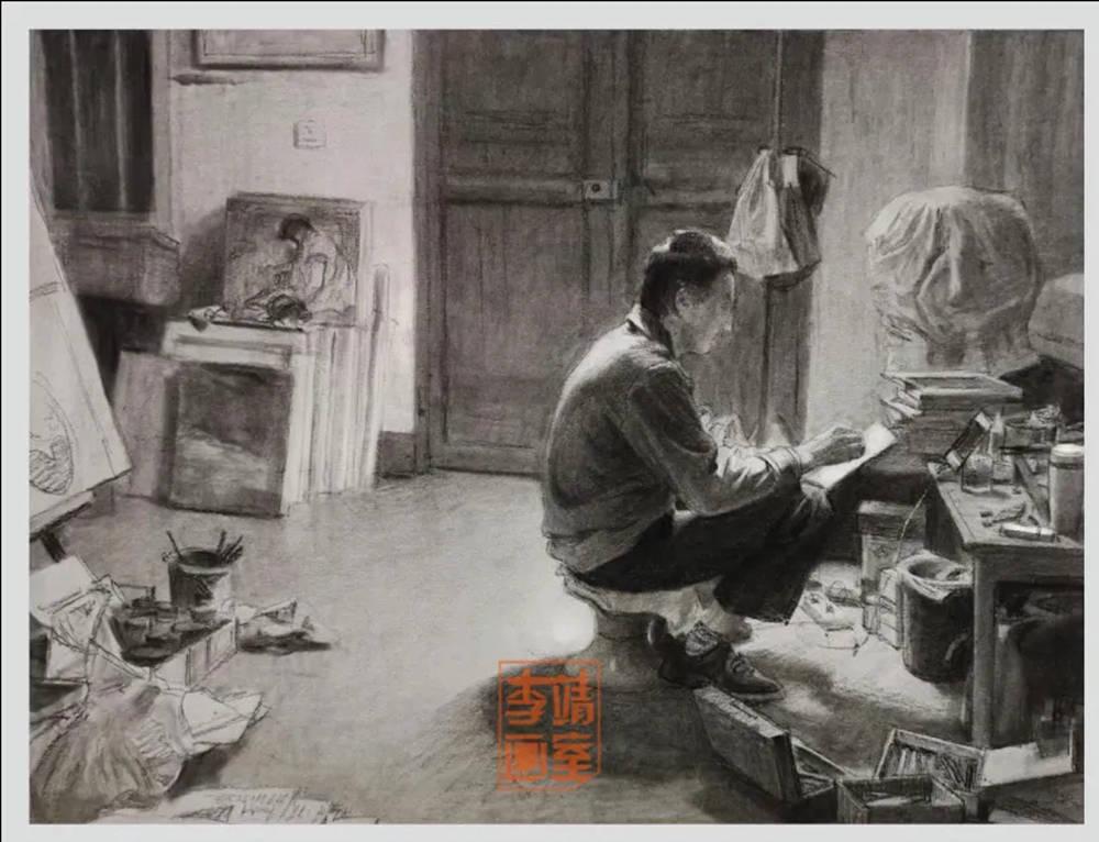 北京美术培训,北京艺考画室,北京美术画室,14