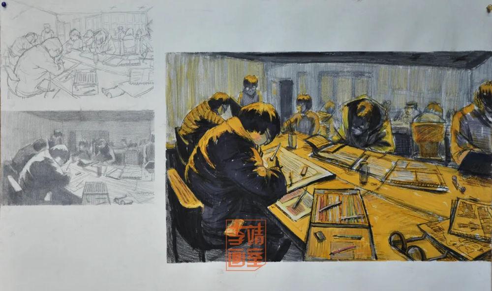 北京美术培训,北京艺考画室,北京美术画室,04