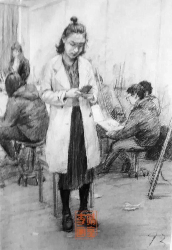 北京美术培训,北京艺考画室,北京美术画室,05
