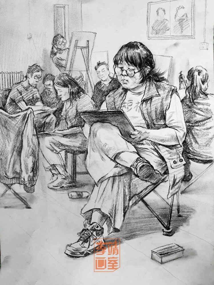 北京美术培训,北京艺考画室,北京美术画室,23