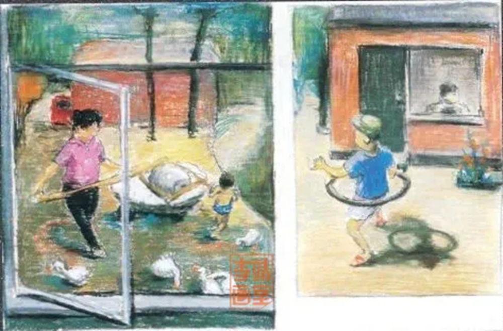 北京美术培训,北京艺考画室,北京美术画室,13