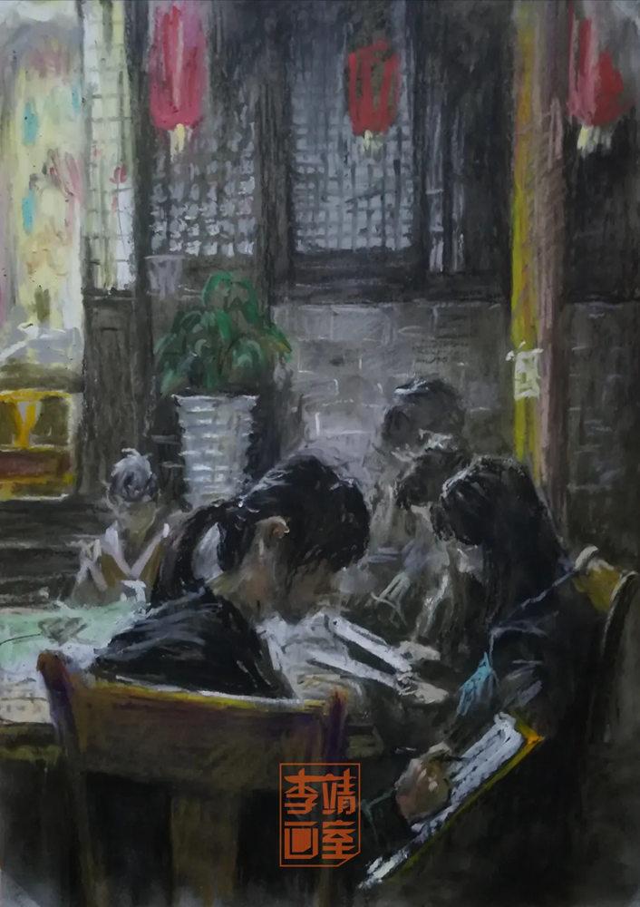 北京美术培训,北京艺考画室,北京美术画室,28