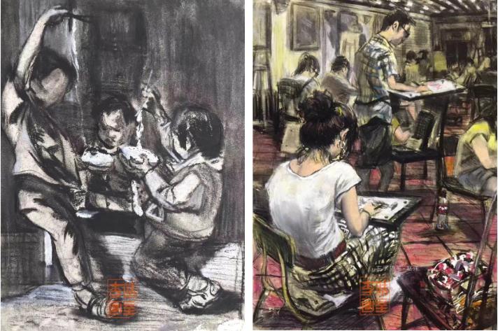 北京美术培训,北京艺考画室,北京美术画室,34
