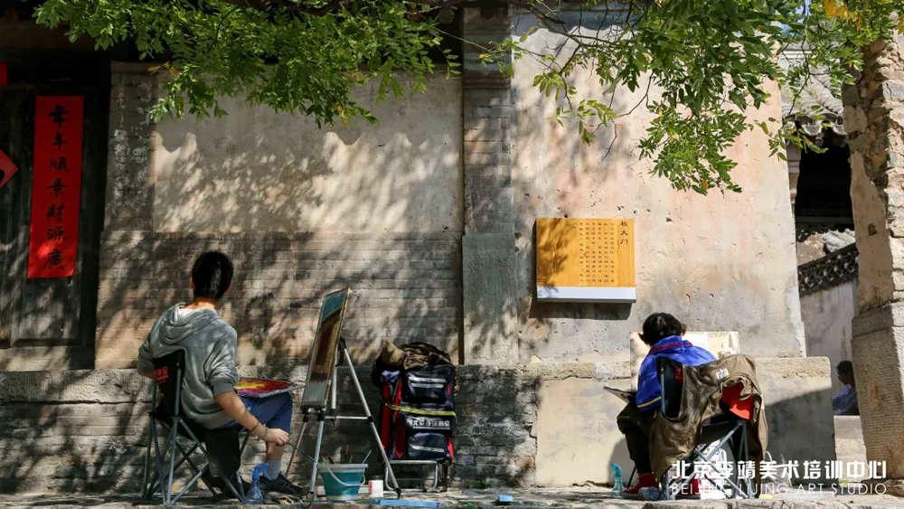 北京美术培训,北京艺考画室,北京美术画室,27