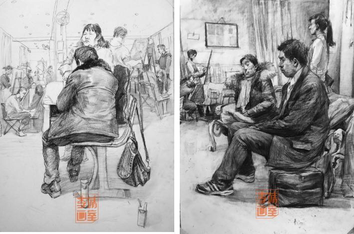 北京美术培训,北京艺考画室,北京美术画室,45