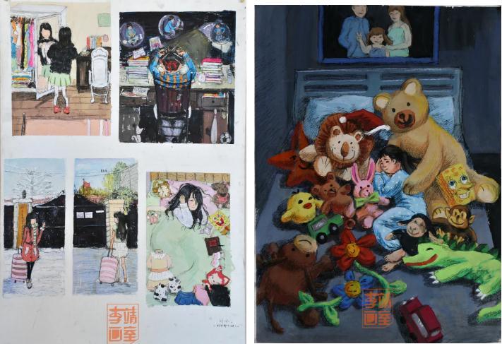北京美术培训,北京艺考画室,北京美术画室,49