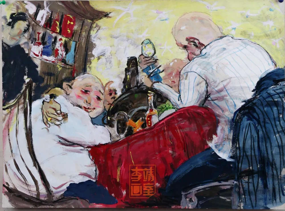 北京美术培训,北京艺考画室,北京美术画室,44