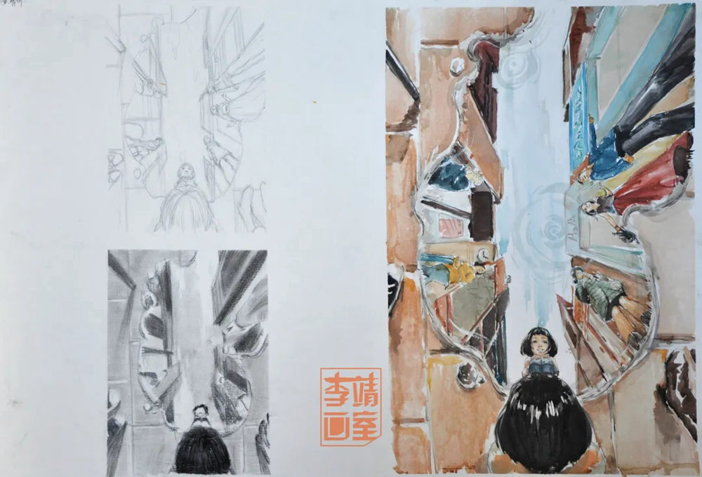 北京美术培训,北京艺考画室,北京美术画室,48