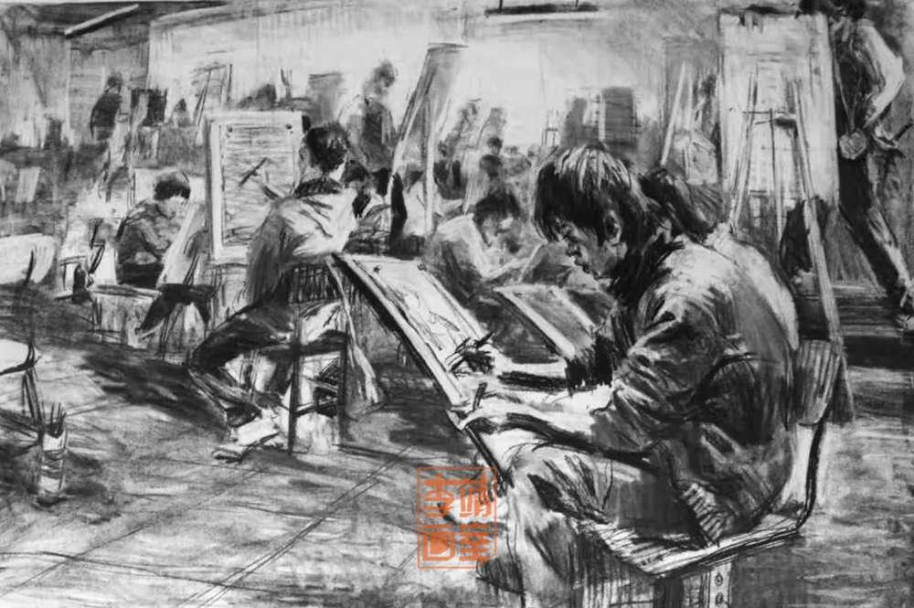 北京美术培训,北京艺考画室,北京美术画室,33