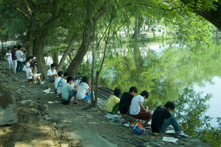 杭州画室为你校盘点:低分艺考生的好选择!