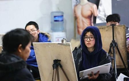 美术生考前准备