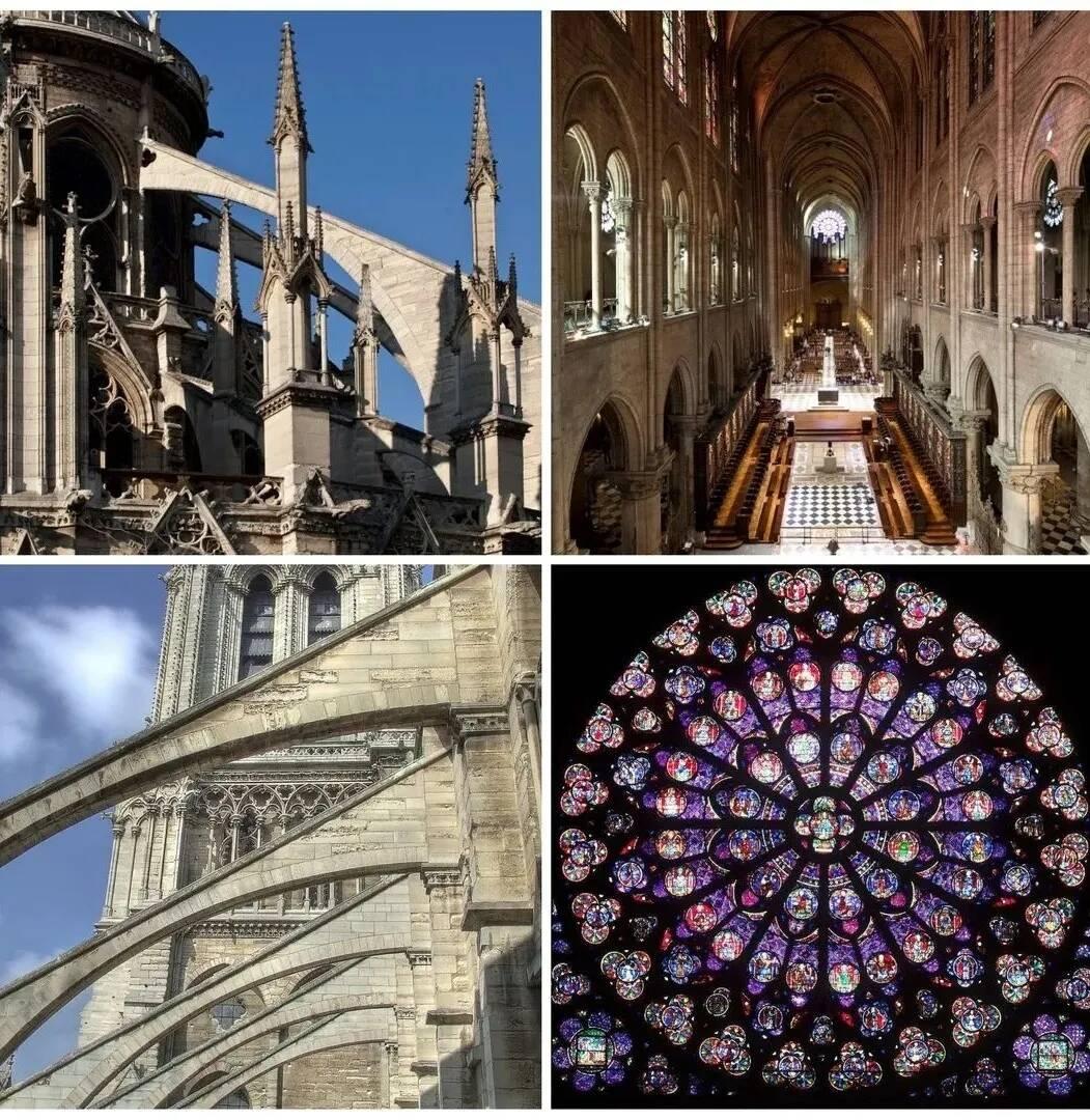 成都画室:美术圣地巴黎圣母院失火后重新开放,这些绝美艺术你都知道吗?