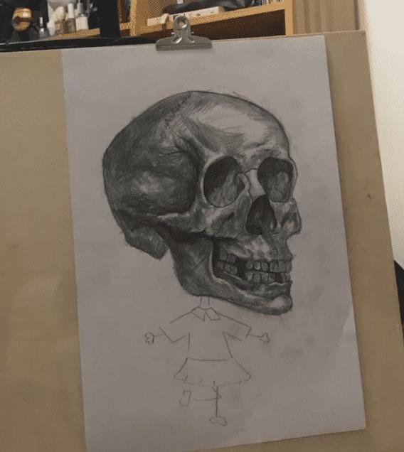 当考试时间不够时,成都画室美术生你都有哪些表现?