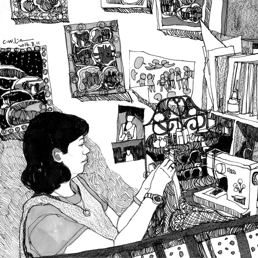广州画室美术生想考美院,码住这些场景速写考取高分!