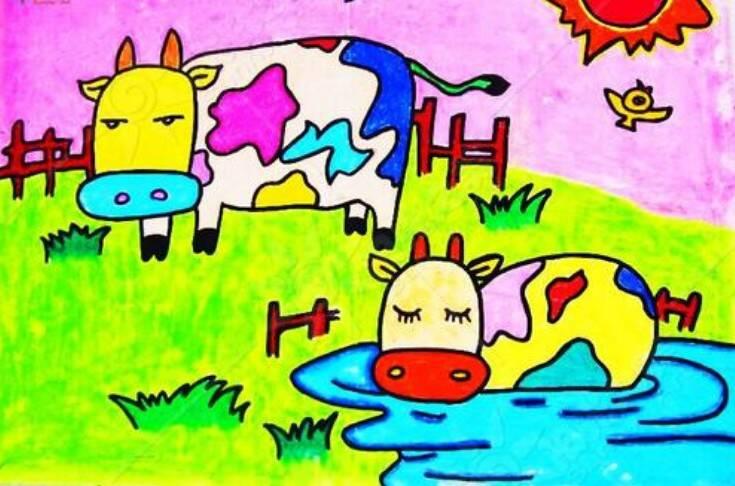 【重庆画室资讯】小朋友的美术教育到底应该怎么做?