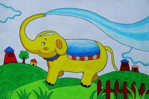 """儿童学美术需要有""""天赋""""吗?成都画室怎么选?"""