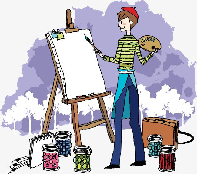 一位美术生的独白,学美术是我一生最勇敢的一次!图四