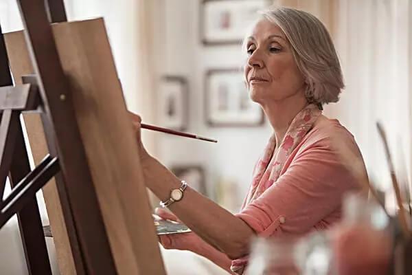 各位,还记得曾经你为何拿起画笔吗?你有多久没画画了呢?图七