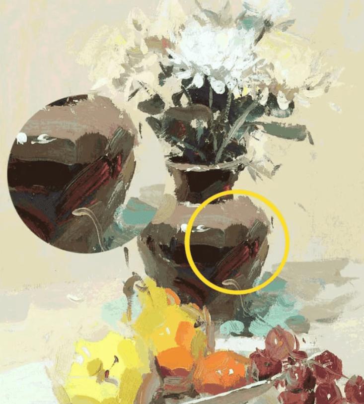 色彩靜物想畫好,環境色絕對是重點!3