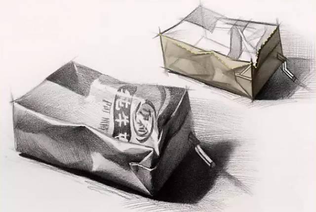 【素描干貨】素描靜物的10個作畫小技巧!建議收藏2