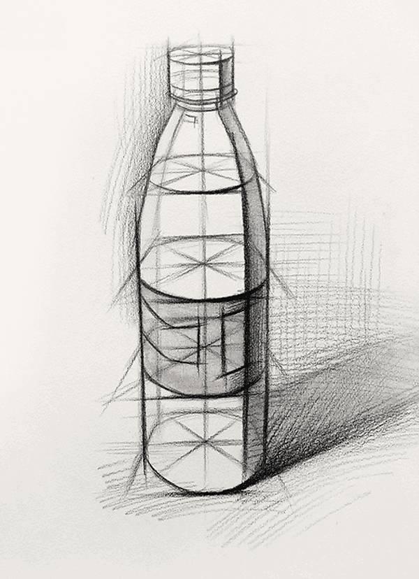 【素描干貨】素描靜物的10個作畫小技巧!建議收藏9