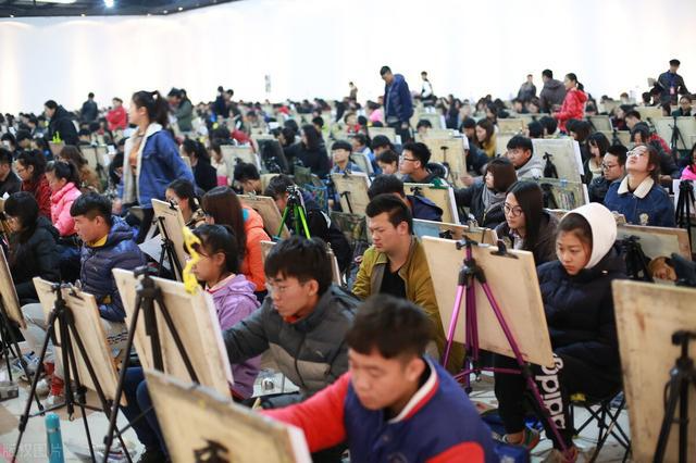美术生为什么一定要选择校考?广州画室分析这六大理由需注意!1