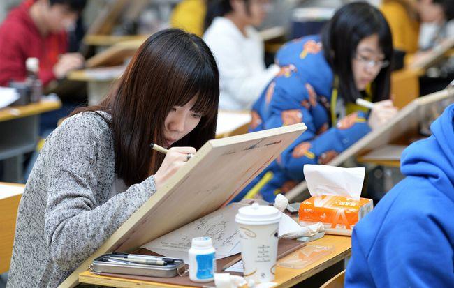 美术生为什么一定要选择校考?广州画室分析这六大理由需注意!2