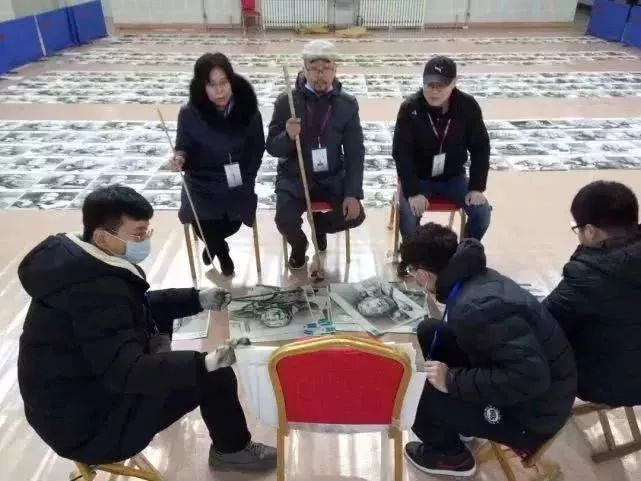 2019高考山东美术统考阅卷现场 ——美术高考